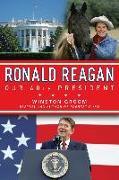 Cover-Bild zu Groom, Winston: Ronald Reagan Our 40th President (eBook)