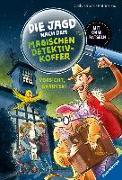 Cover-Bild zu Die Jagd nach dem magischen Detektivkoffer, Band 2: Vorsicht, Ganoven! von Stronk, Cally