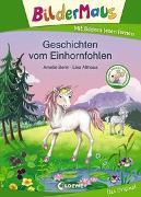 Cover-Bild zu Bildermaus - Geschichten vom Einhornfohlen von Benn, Amelie