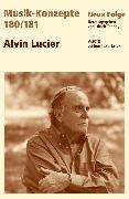 Cover-Bild zu eBook MUSIK-KONZEPTE 180/181 : Alvin Lucier