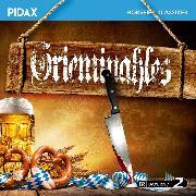 Cover-Bild zu Grieminahles (Audio Download) von Netzsch, Walter