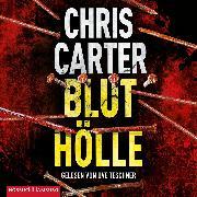 Cover-Bild zu Bluthölle (Audio Download) von Carter, Chris