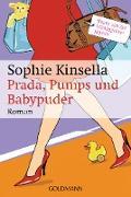Cover-Bild zu Kinsella, Sophie: Prada, Pumps und Babypuder (eBook)