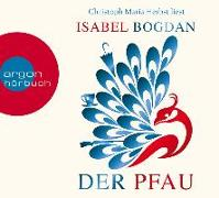 Cover-Bild zu Bogdan, Isabel: Der Pfau