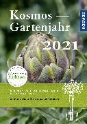 Cover-Bild zu Kosmos Gartenjahr 2021 von Mayer, Joachim