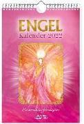 Cover-Bild zu Engel-Kalender 2022 von Schirner Verlag