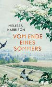 Cover-Bild zu Vom Ende eines Sommers von Harrison, Melissa