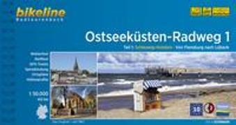 Cover-Bild zu Ostseeküsten-Radweg / Ostseeküsten-Radweg Teil 1