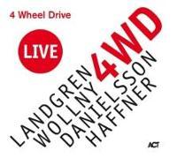 Cover-Bild zu 4 Wheel Drive Live