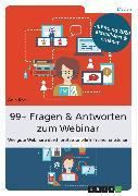Cover-Bild zu Röck, Anja: 99+ Fragen & Antworten zum Webinar (eBook)