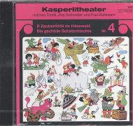 Cover-Bild zu D Zauberhööli im Häxewald / Die gschtole Schatzschischte