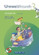 Cover-Bild zu Arnold, Jana: Umweltfreunde, Thüringen - Ausgabe 2010, 3. Schuljahr, Arbeitsheft, Mit Wegweiser Arbeitstechniken