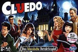 Cover-Bild zu Cluedo