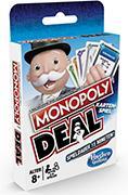 Cover-Bild zu Monopoly Deal, d