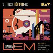 Cover-Bild zu Die große Hörspiel-Box von Lem, Stanislaw