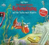 Cover-Bild zu Siegner, Ingo: Der kleine Drache Kokosnuss auf der Suche nach Atlantis