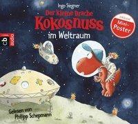 Cover-Bild zu Siegner, Ingo: Der kleine Drache Kokosnuss im Weltraum -