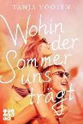 Cover-Bild zu Voosen, Tanja: Wohin der Sommer uns trägt
