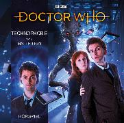 Cover-Bild zu Doctor Who: Technophobie