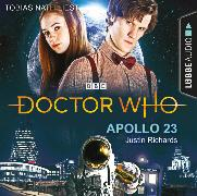 Cover-Bild zu Doctor Who - Apollo 23