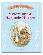 Cover-Bild zu Potter, Beatrix: Peter Hase & Benjamin Häschen