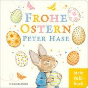 Cover-Bild zu Potter, Beatrix: Frohe Ostern, Peter Hase