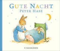 Cover-Bild zu Potter, Beatrix: Gute Nacht Peter Hase
