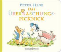Cover-Bild zu Potter, Beatrix: Peter Hase Das Überraschungspicknick