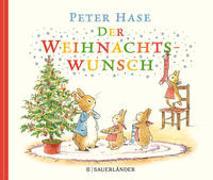 Cover-Bild zu Potter, Beatrix: Peter Hase Der Weihnachtswunsch