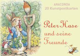 Cover-Bild zu Potter, Beatrix: Postkartenbuch Peter Hase und seine Freunde