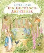 Cover-Bild zu Potter, Beatrix: Peter Hase Ein Guckloch-Abenteuer