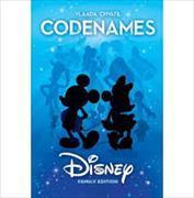 Cover-Bild zu Codenames Disney