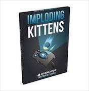 Cover-Bild zu Exploding Kittens Imploding Kittens (de)
