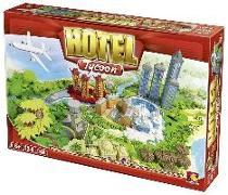 Cover-Bild zu Hotel - Tycoon