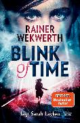 Cover-Bild zu Wekwerth, Rainer: Blink of Time. Jagt Sarah Layken (eBook)