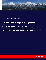 Cover-Bild zu Haeckel, Ernst Heinrich Philipp August: Generelle Morphologie der Organismen