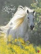 Cover-Bild zu Pferde Classics Kalender 2022