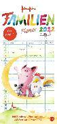 Cover-Bild zu Helme Heine Familienplaner Kalender 2022
