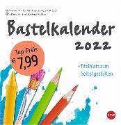 Cover-Bild zu Bastelkalender weiß groß 2022