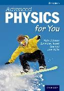 Cover-Bild zu Advanced Physics for You von Johnson, Keith