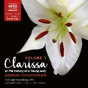 Cover-Bild zu Richardson, Samuel: Clarissa: The History of a Young Lady, Volume 1 (Unabridged) (Audio Download)