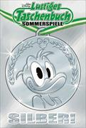 Cover-Bild zu Disney, Walt (Illustr.): Sommerspiele - Silber