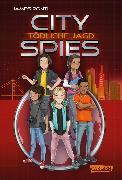 Cover-Bild zu City Spies 2: Tödliche Jagd von Ponti, James