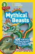 Cover-Bild zu National Geographic Readers: Mythical Beasts (L3): 100 Fun Facts About Real Animals and the Myths They Inspire (National Geographic Readers) (eBook)