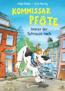 Cover-Bild zu Reider, Katja: Kommissar Pfote 1 - Immer der Schnauze nach