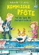 Cover-Bild zu Reider, Katja: Kommissar Pfote 2 - Auf der Spur der Diamanten-Diebin (eBook)