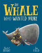 Cover-Bild zu The Whale Who Wanted More von Bright, Rachel