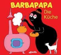 Cover-Bild zu Barbapapa. Die Küche von Tison, Annette