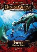 Cover-Bild zu Beast Quest Legend 2 - Sepron, König der Meere von Blade, Adam