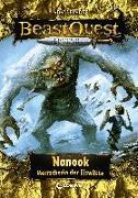 Cover-Bild zu Beast Quest Legend 5 - Nanook, Herrscherin der Eiswüste von Blade, Adam